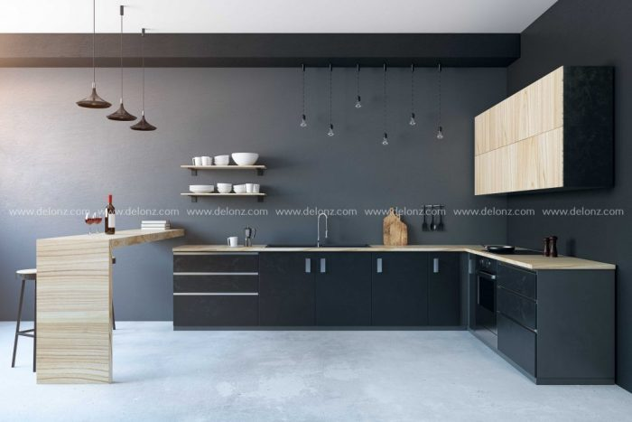 Modern Kitchen Interior Designers In Trivandrum Delonz Interio